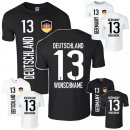 "Herren T-Shirt ""Deutschland/Germany"""